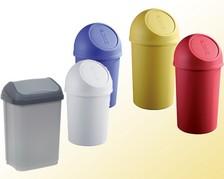 Abfalleimer aus Kunststoff