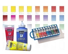 Acrylfarben & Marker