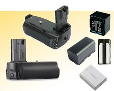 Akkus für Digitalkameras