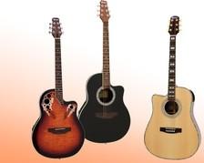 Akustische E-Gitarren