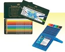 Aquarell-Pinselstifte