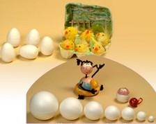 Bastel Kugeln & -Eier