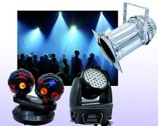 Show- & Beleuchtungstechnik