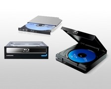 Blu-Ray Player & Writer