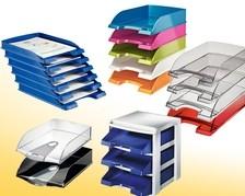 Briefablagen aus Kunststoff