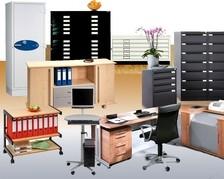 Büromöbel & Beleuchtung