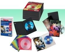CD-DVD Leerhüllen
