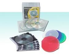 CD-DVD Hüllen