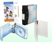 CD-DVD Taschen & Albums