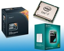 CPU desktop boxed