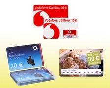 Cash & Prepaid Cards