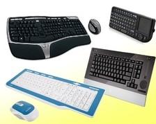 Desktop / Tastatur + Maus