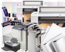 Drucker, Plotter & Kopierer