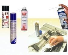 Drucker-Reinigung