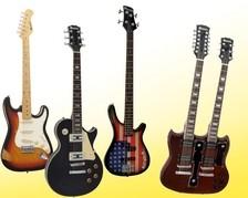 E-Gitarren Premium