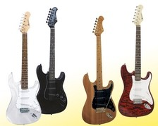 E-Gitarren ST-Modelle