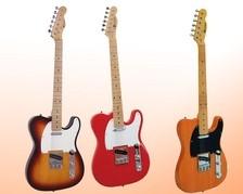 E-Gitarren TL-Modelle