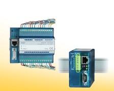Ein/Ausgabesteuerung v. Ethernet/Web