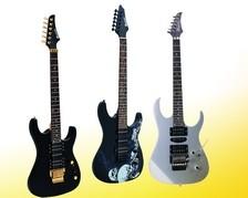 E-Gitarren FR-Modelle