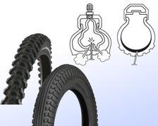 Fahrrad-Reifen