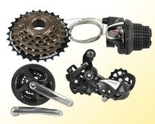 Fahrrad-Schaltungen & Ketten