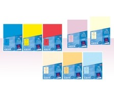 Farbverlauf-Papier