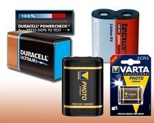 Flachblock Batterien