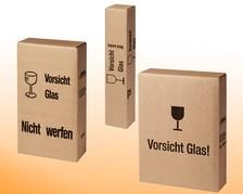 Flaschen-Versandkartons