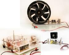 Free Energy Lüfter-Generator Kits