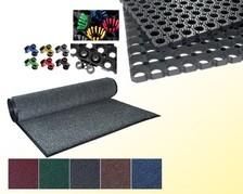 Schmutz- & Fußmatten