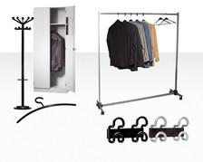 Garderobenständer & Haken