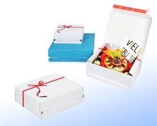 Geschenk-Versandkartons