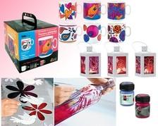 Glasfarben & Marker