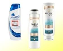 Haarshampoo & Spülung
