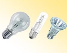 Halogenlampen - Sockel: E27