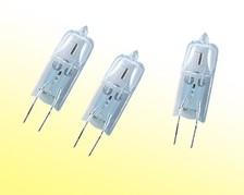 Halogenlampen - Sockel: G4
