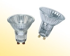 Halogenlampen - Sockel: GZ10