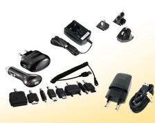 Handy-Reiselader  230V