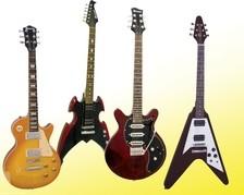 E-Gitarren Hard & Heavy Style