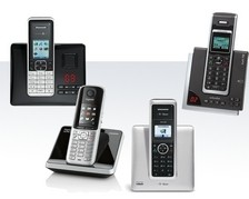 Telefone ISDN schnurlos