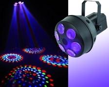 LED-Strahlen-Effekte