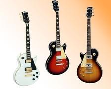 E-Gitarren LP-Modelle