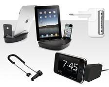iPad-Ladegeräte