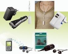 Ladegeräte für iPod- & MP3-Player