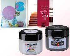 Magnet- & Tafelfarben