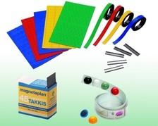 Magnetbänder & -streifen