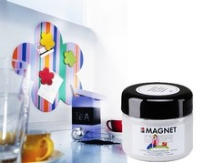 Magnetfarben