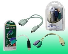 Maus-/Tastatur-Kabel & Adapter
