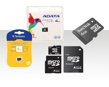 Micro SD / Secure Digital
