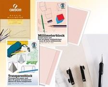 Millimeter-Papier